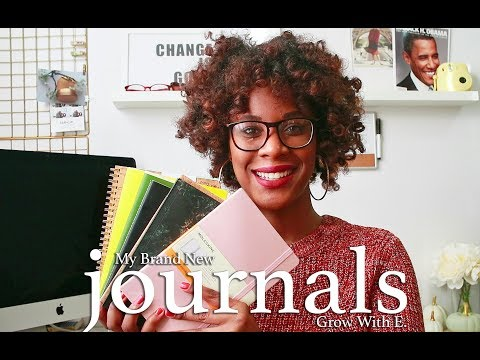 My New Journals | Mini Notebook Haul