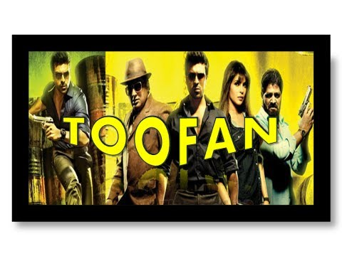 Toofan Trailer| Telugu Movie | Ram Charan, Priyanka Chopra, Prakash Raj Travel Video