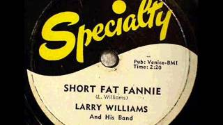 LARRY WILLIAMS   Short Fat Fannie  Jun