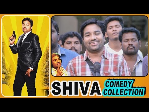 Shiva Comedy Collection | Latest Tamil Movie Comedy Scenes | Bobby Simha | Madhumitha | Manobala