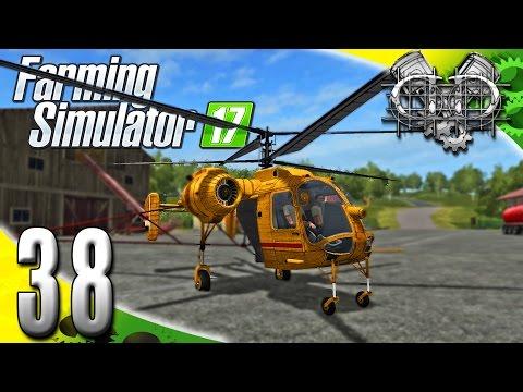 Farming Simulator 2017 Gameplay :EP38: Kamov Ka-26 Helicopter! (PC HD GIANTS Island)