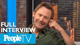 Jimmi Simpson Gushes About Costar Ben Kingsley, His Recent Elopement And 'Westworld' | PeopleTV