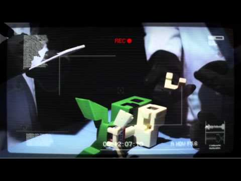 Minecraft Creeper Anatomy Vinyl Toy by J!NX