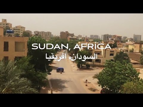 Sereen Goes to Sudan, Africa | A Travel Vlog