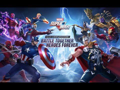 Trailer of MARVEL Super War