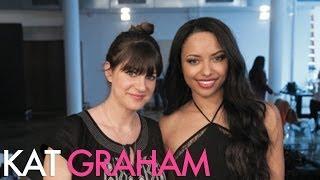 Kat Graham Makeup Tutorial   Jamie Greenberg Makeup Thumbnail