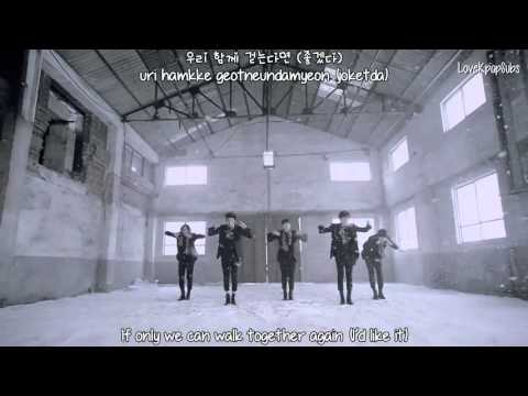 B1A4 - Lonely MV [English subs + Romanization + Hangul HD]