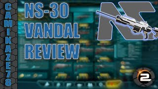 NS-30 Vandal Review | Planetside 2 Gameplay