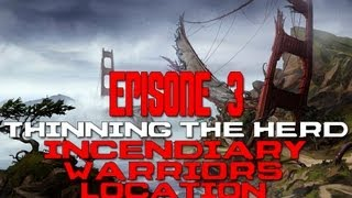 Defiance - Episode 3 Thinning the Herd - Incendiary Warriors Hellbug Location