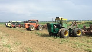 Amazing Big Tractor Collection: Steiger, Wagner, Big Bud, Minneapolis-Moline and more