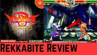 Best of 2018: Vampire Chronicles (Review & Rating) Sega Dreamcast