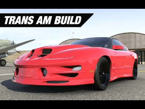 brutal 500 hp trans am ws6 big nice and beefy doovi. Black Bedroom Furniture Sets. Home Design Ideas
