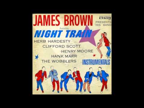 Night Train - James Brown and The Famous Flames (1961)  (HD Quality)