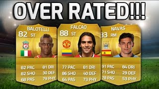 FIFA 15 THE WORST BPL TEAM OF THE SEASON!!! The Most Overrated Players On Fifa 15 In The BPL