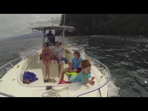 Tres Ninas Boat Rental Coastal Tour