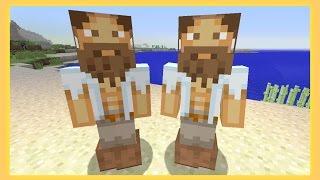 Twins ~ Castaways ~ [1] - Sqaishey & Stampy