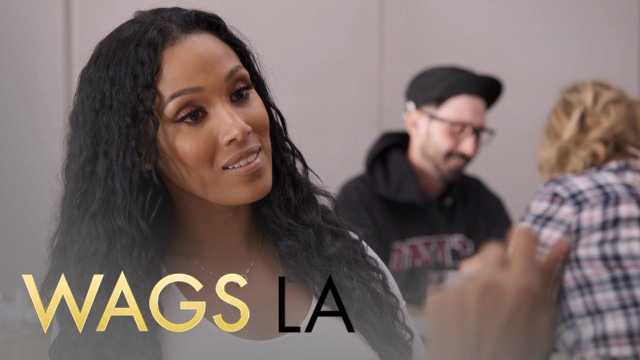 Download WAGS LA | Sasha Gates & Autumn Ajirotutu Fight About Their Friendship | E!