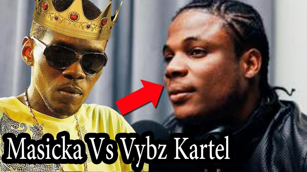 Masicka Wants To Defeat Vybz Kartel & Take His Crown According To Corey  Todd 2019