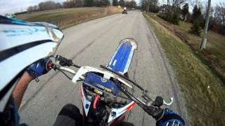 Go Pro Summer in March Ride