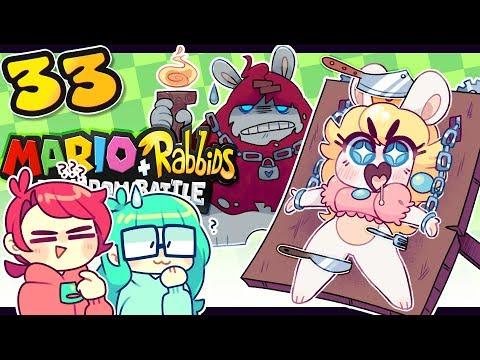 WE DID NOT SEE THIS COMING... / Mario + Rabbids Kingdom Battle / Jaltoid Games