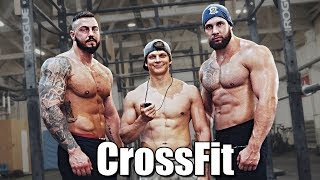 CROSSFIT is the BEST!