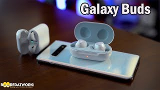 Samsung Galaxy Buds vs Apple AirPods! Best Audio