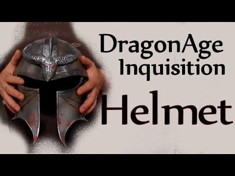 Make the Dragon Age Inquisition Helmet