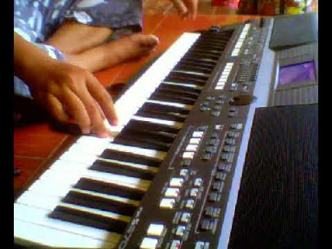 SAMPLING YAMAHA PSR S670