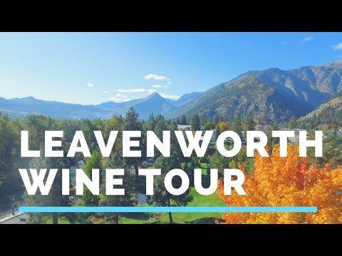 Wine Tasting in Leavenworth Washington