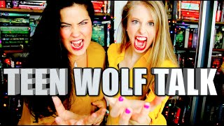 TEEN WOLF IS CONFUSING   XTINEMAY & TASHAPOLIS