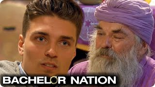 Rachel Meets Dean's Sikh Convert Father Then Eliminates Him! | The Bachelorette US