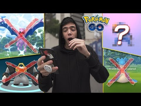 What's MORE exciting than these RARE SHINY spawns in Pokémon GO? thumbnail