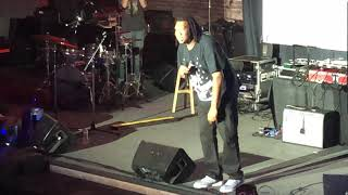 Channel: TENT.TV - KRS ONE Lectures at The Rose That Grew From Concrete Event
