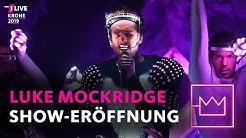 Die Show-Eröffnung von Luke Mockridge! | 1LIVE Krone 2019