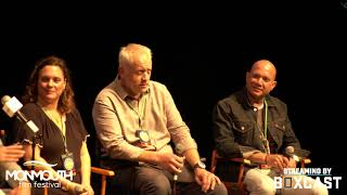 2019 Monmouth Film Festival Industry Panel