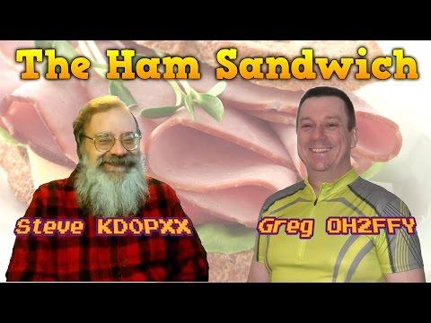 Ham Radio show - ¨The Ham Sandwich¨ 3