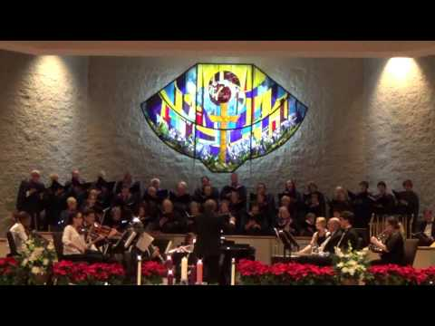 Love Came Down at Christmas - Aldersgate UMC Choir
