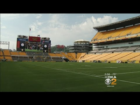 New Experiences Await Football Fans At Heinz Field