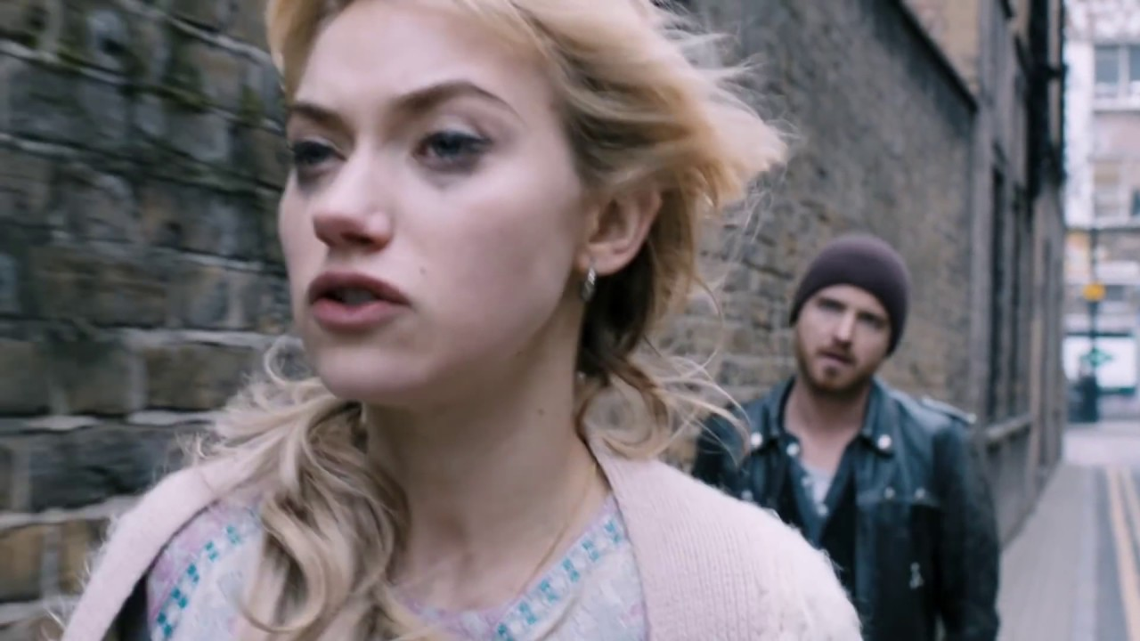 Download Imogen Poots   A Long Way Down 2014 fun & crazy moments
