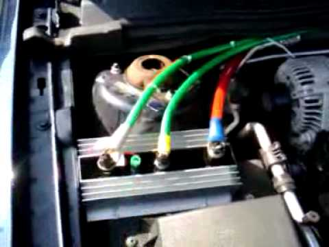 charging system upgrade battery isolator 2005 bu maxx