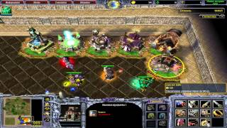 Warcraft 3 Жизнь на Арене