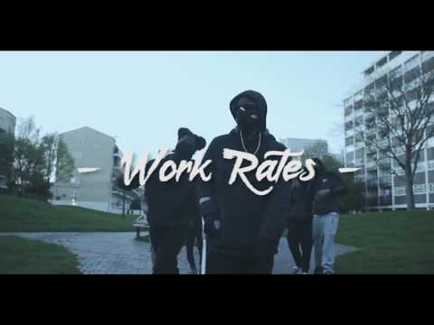 "Zone 2 x Harlem (Trap/Drill) Type Beat - ""Work Rates"" (Prod By. @majorbeatzproduction)"