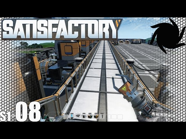 Satisfactory - S01E08 - Still Working On The Iron Factory