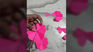 How to make small rose flower with paper making paper flowers step by step...