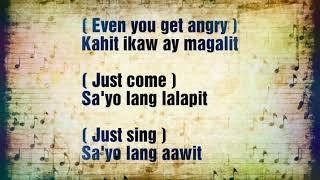 Kahit Ayaw Mo Na THIS BAND with English Lyrics.mp3