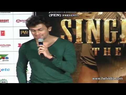 Music Composer,Sonu Nigam, Anand Raj Anand Reveal 'Singh Saab The Great' audio launch