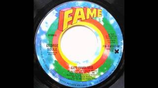 FUNK 45t - GEORGE SOULE - Get Involved - 1973 Fame