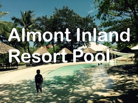 Almont Inland Resort Pool Butuan City Mindanao by HourPhilippines.com