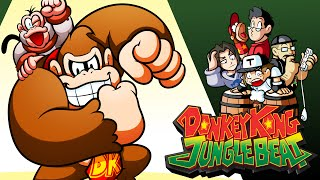 Donkey Kong Jungle Beat - Part 1: Bongo Bongo