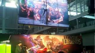 PAX East 2012 LoL Cosplay Event at Riot Booth (Sat.)